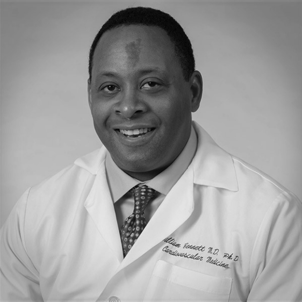 Will Bennett, MD Vascular Medicine Fellowship Alumnus