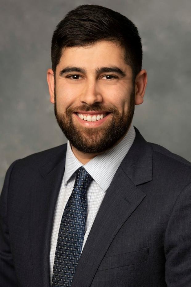 2019 Stanford Vascular Surgery Integrated Graduate Benjamin Colvard