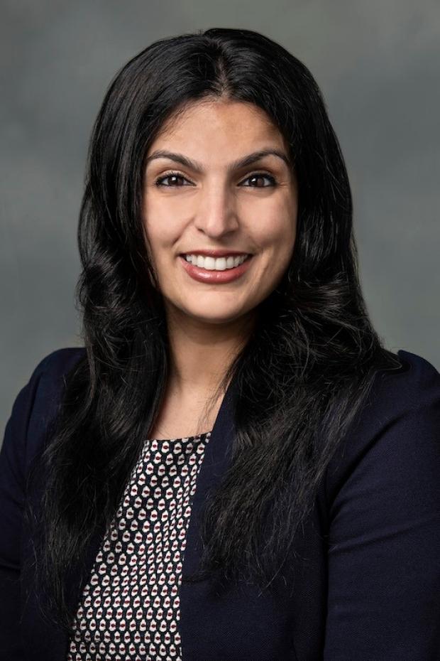 Vascular Surgery Fellowship Graduate Anahita Dua