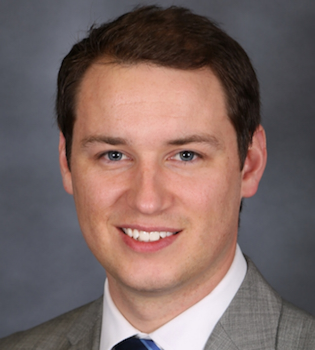 Stanford Vascular Surgery 2020 Fellow Michael Paisley