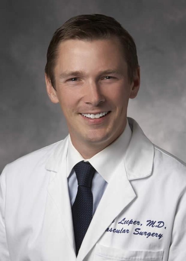 Nicholas Leeper, MD Stanford Vascular Medicine