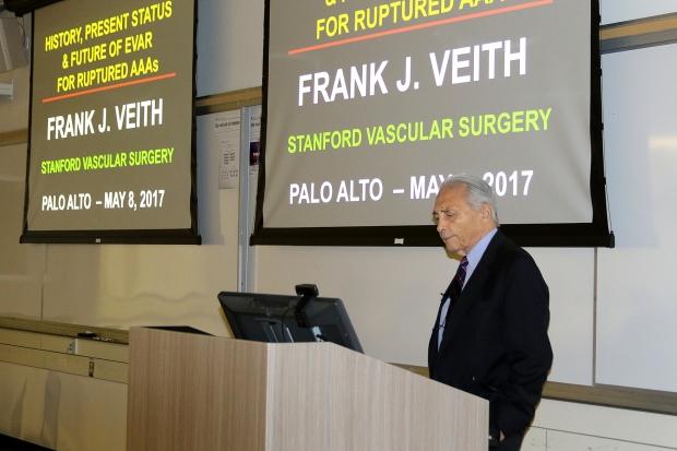 Dr. Frank Veith