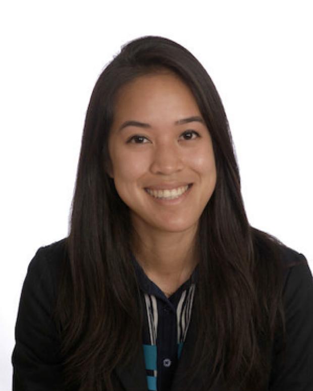 Vivian Ho, 2017 Vascular Surgery Resident